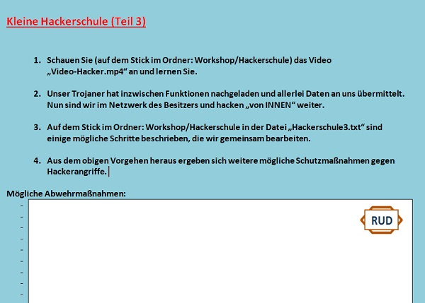Workshopthema